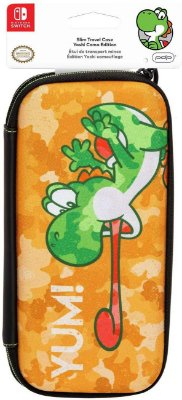 CASE SWITCH SLIM TRAVEL YOSHI CAMO EDITION 500-108