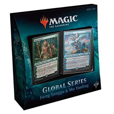 MTG GLOBAL SERIES
