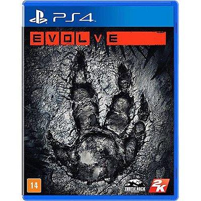 EVOLVE PS4 USADO