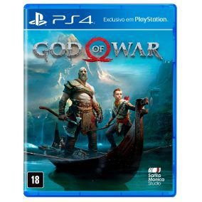 GOD OF WAR PS4 USADO