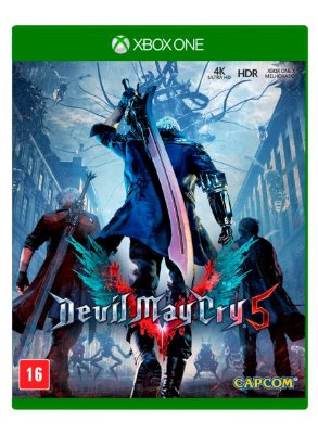 DEVIL MAY CRY V XONE