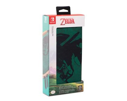 CASE PROTECTION KIT THE LEGEND OF ZELDA EDITION POWERA