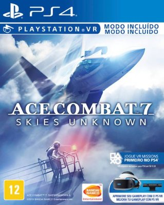 ACE COMBAT 7 SKIES UNKNOW PS4