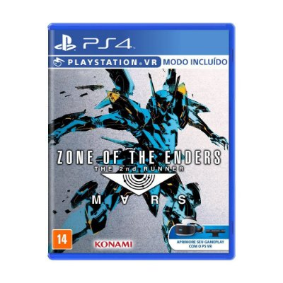 ZONE OF THE ENDERS THE 2ND RUNNER M∀RS PS4