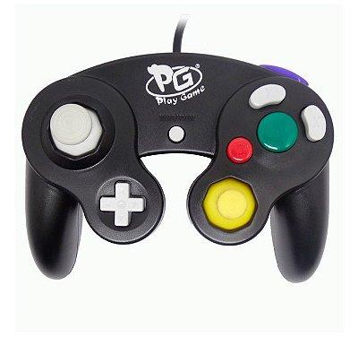 CONTROLE DE GAME CUBE USB