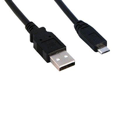CABO USB AM/GALAXY - 1,20M 2.0 - EMBORRACHADO
