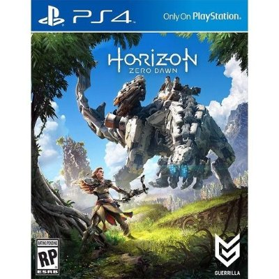 HORIZON ZERO DAWN PS4 USADO