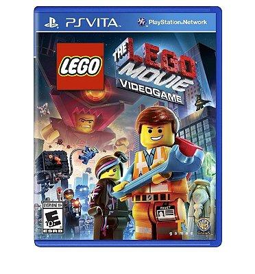 LEGO THE MOVIE PSVITA