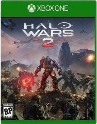 HALO WARS 2 XBOX ONE USADO