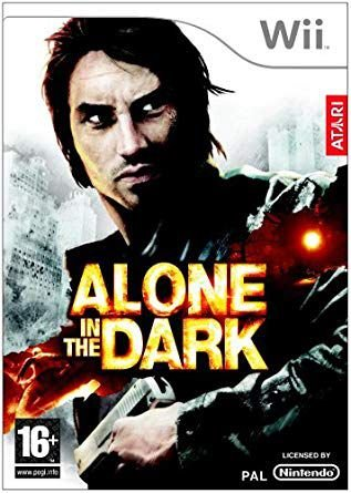 ALONE IN THE DARK USADO WII