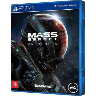 MASS EFFECT ANDROMEDA PS4 USADO