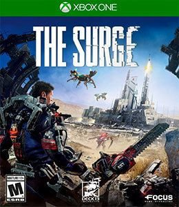 THE SURGE XBOX ONE USADO