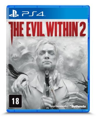 THE EVIL WITHIN 2 PS4 USADO