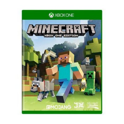 MINECRAFT XBOX ONE USADO