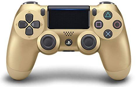 CONTROLE DUALSHOCK 4 GOLD PS4