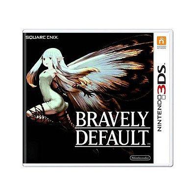 BRAVELY DEFAULT 3DS USADO