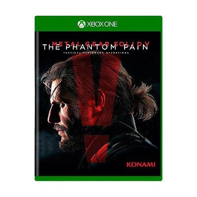 METAL GEAR SOLID V PHANTOM PAIN XBOX ONE USADO