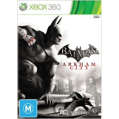 BATMAN ARKHAM CITY X360 USADO