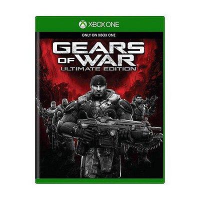 GEARS OF WAR ULTIMATE EDITION XBOX ONE USADO