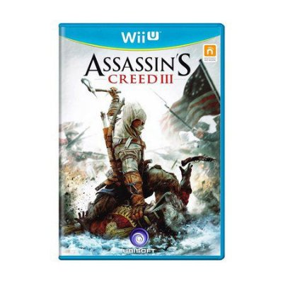 ASSASSINS CREED 3 WII U USADO