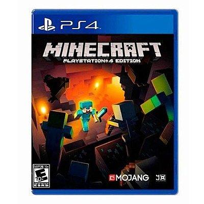 MINECRAFT PS4