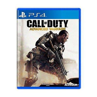 CALL OF DUTY ADVANCED WARFARE PS4 USADO