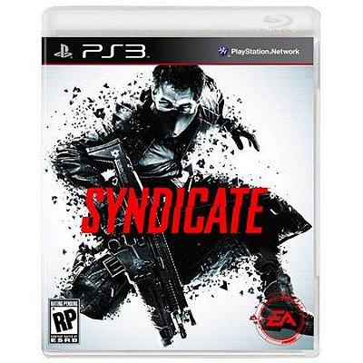 SYNDICATE PS3 USADO