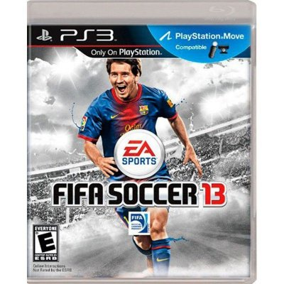 FIFA 13 PS3 USADO