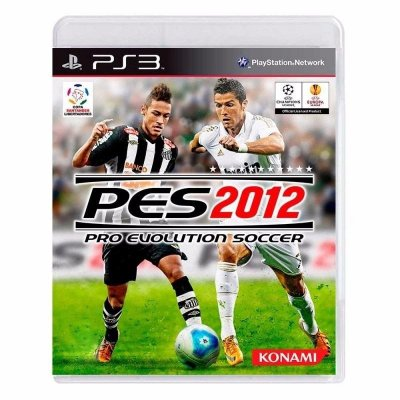 PES 2012 PS3 USADO