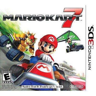 MARIO KART 7 3DS USADO