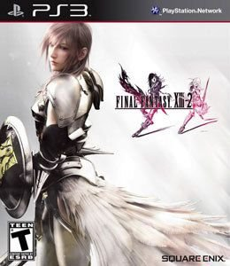 FINAL FANTASY XIII-2 PS3 USADO