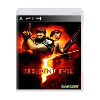 RESIDENT EVIL 5 PS3 USADO