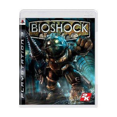 BIOSHOCK PS3 USADO