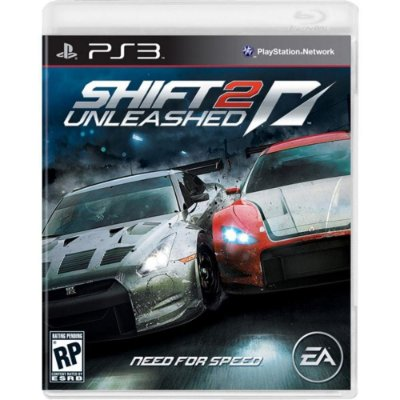 NEED FOR SPEED SHIFT 2 PS3 USADO