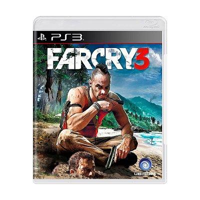FAR CRY 3 PS3 USADO