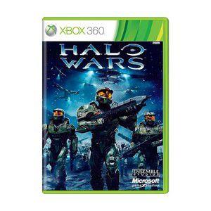 HALO WARS XBOX 360 USADO