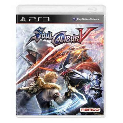 SOUL CALIBUR V PS3 USADO