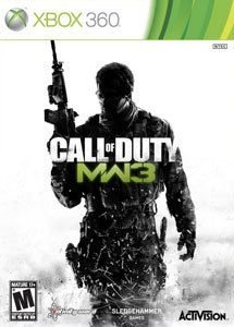 CALL OF DUTY MODERN WARFARE 3 XBOX 360 USADO
