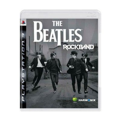 THE BEATLES ROCKBAND PS3 USADO