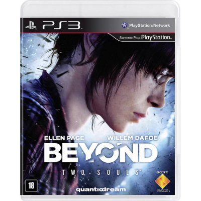 BEYOND TWO SOULS PS3 USADO
