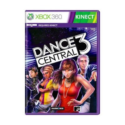 DANCE CENTRAL 3 XBOX 360 USADO