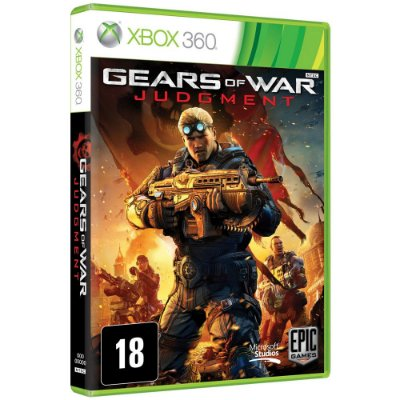 GEARS OF WAR JUDGMENT XBOX 360 USADO