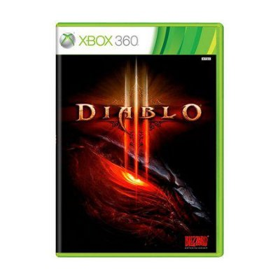 DIABLO 3 XBOX 360 USADO