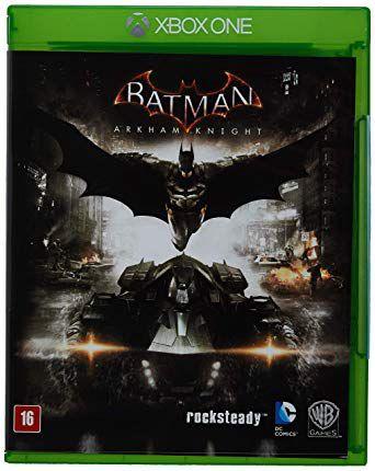 BATMAN ARKHAM KNIGHT XBOX ONE USADO