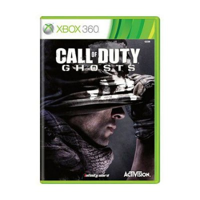 CALL OF DUTY GHOSTS XBOX 360 USADO