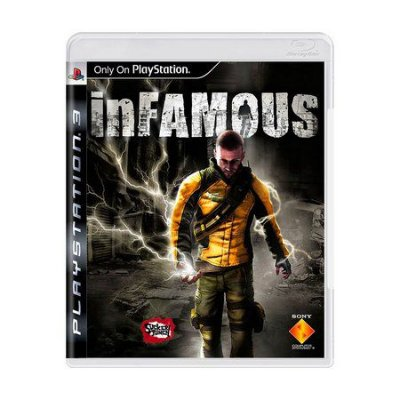INFAMOUS PS3 USADO