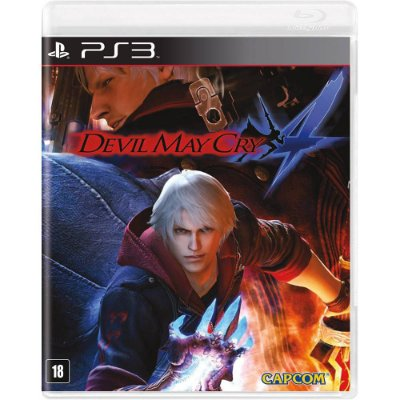 DEVIL MAY CRY 4 PS3 USADO