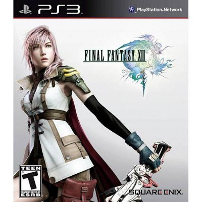 FINAL FANTASY XIII PS3 USADO