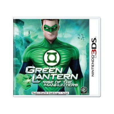 GREEN LANTERN 3DS USADO