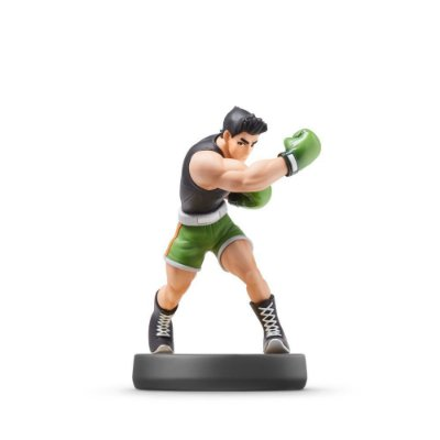 AMIIBO LITTLE MAC